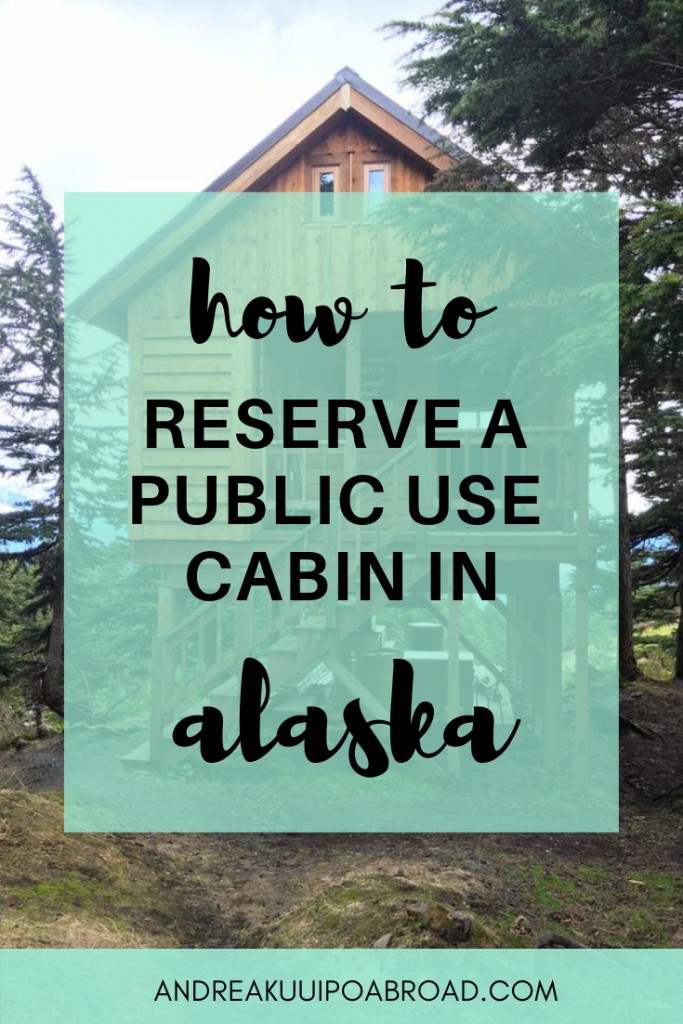 Learn how to reserve a public use cabin in Alaska.
