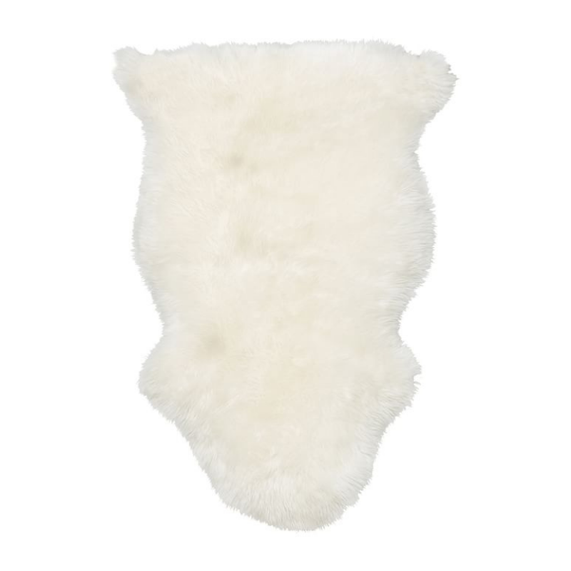 WaySoft Sheepskin Rug Winter Camping Gear Essentials