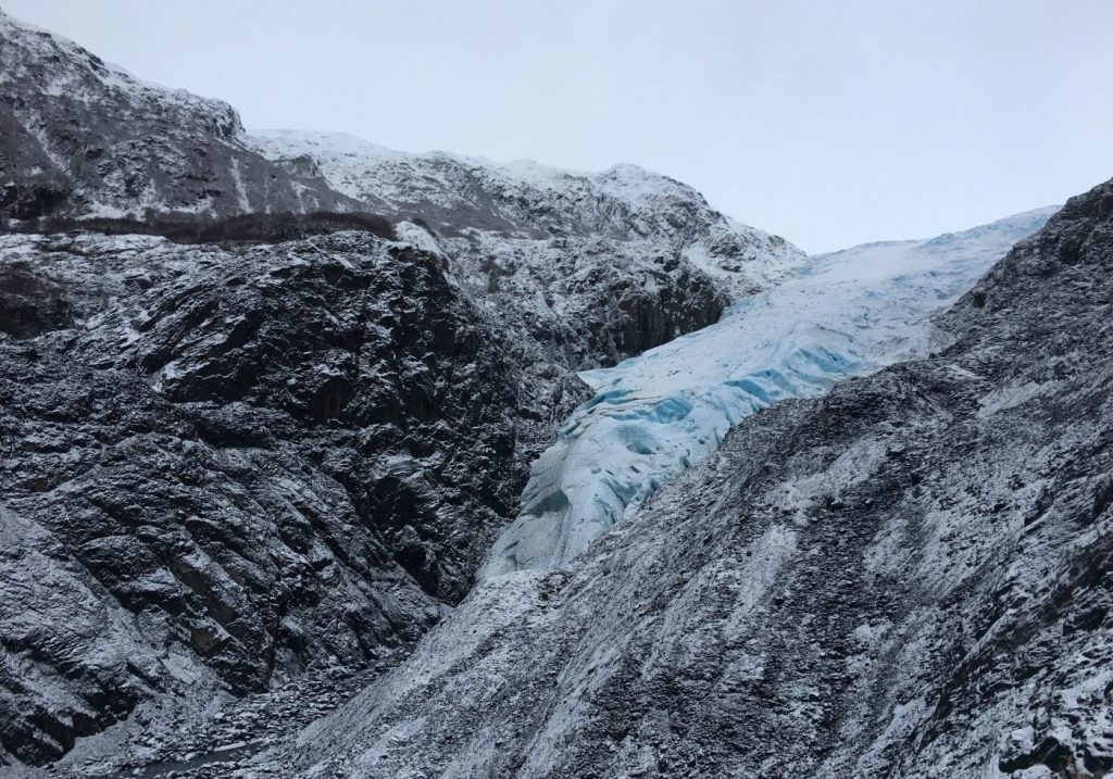 Glacier Hikes Near Anchorage, Exit Glacier and Harding Icefield