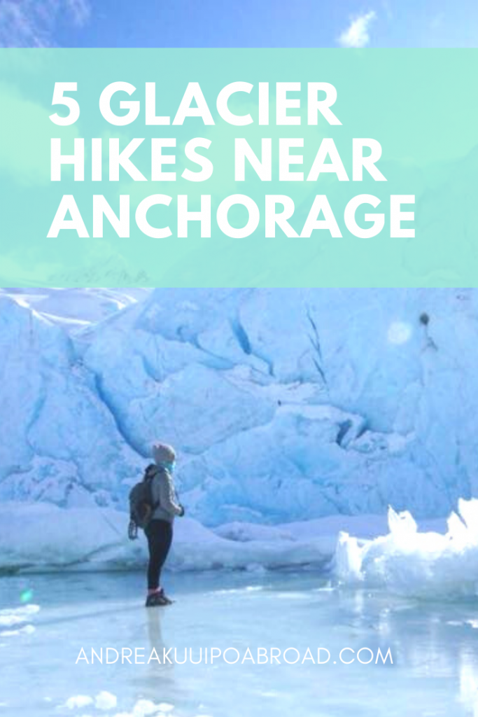 Check out these glacier in #Alaska that you can hike to! These glacier hikes are some of the best adventures you can have on your trip to Alaska.