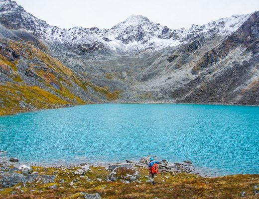 ultimate hikes in hatcher pass reed lakes