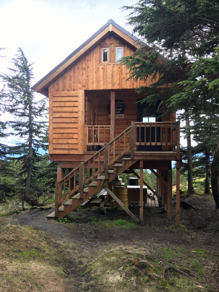Dale Clemens Cabin Public Use Cabin Alaska