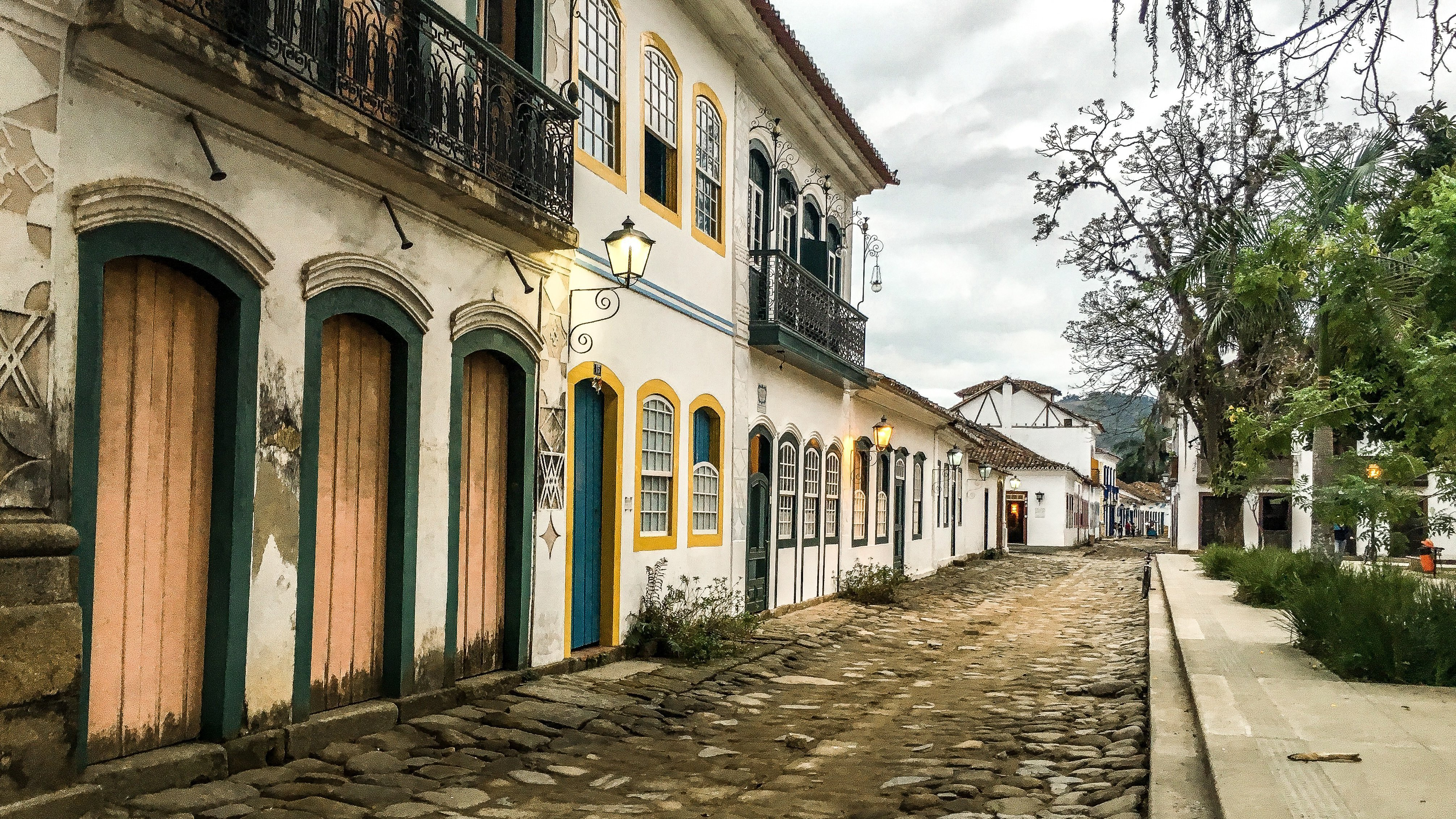 favorite small towns in South America-paraty-brazil