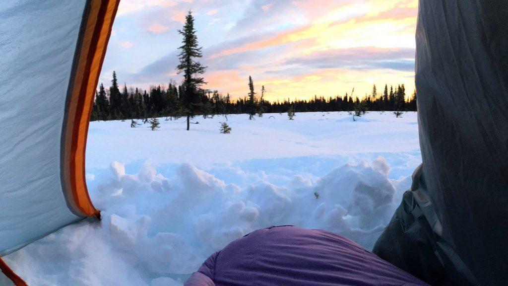 Winter Camping in Alaska Best things to do in Alaska Winter
