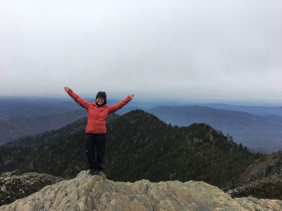 Hike Alum Cave Trail to Mt LeConte
