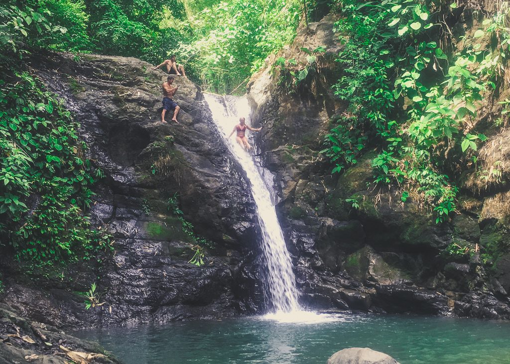 Uvita Falls Costa Rica