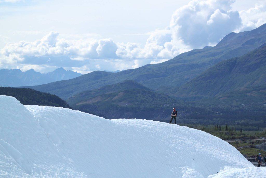 Matanuska Glacier Ice Climbing Alaska Travel Guide
