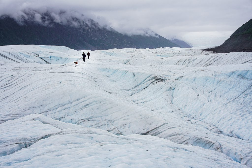 ultimate alaska glaciers road trip