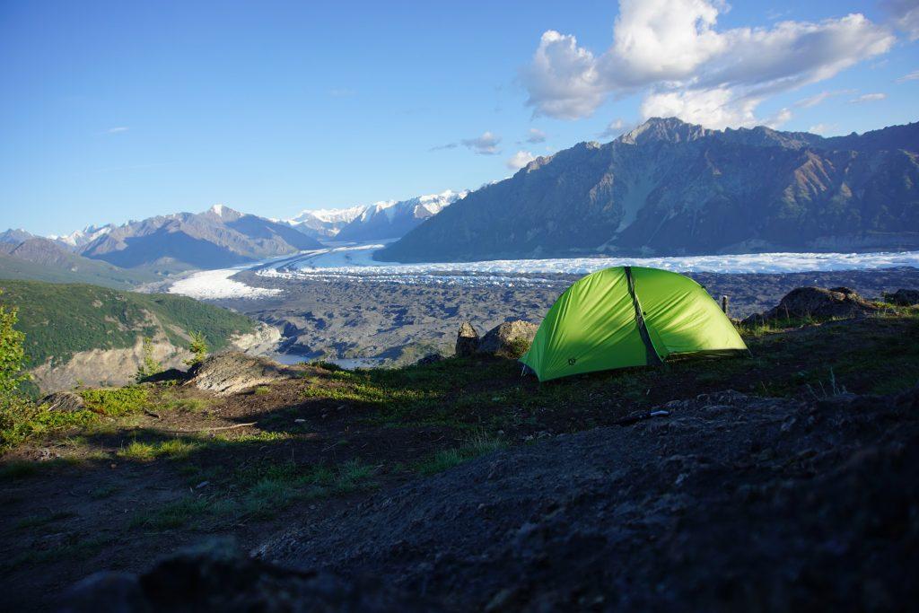 Alaska Glaciers Road Trip Matanuska Glacier