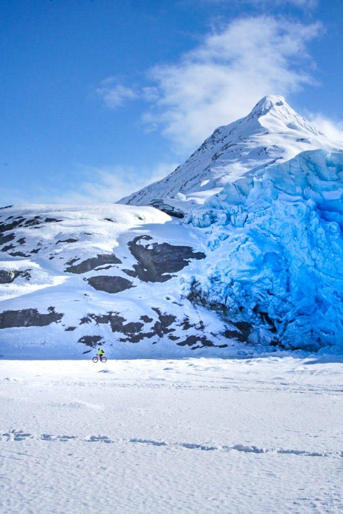 Portage Glacier Winter Fat Bike