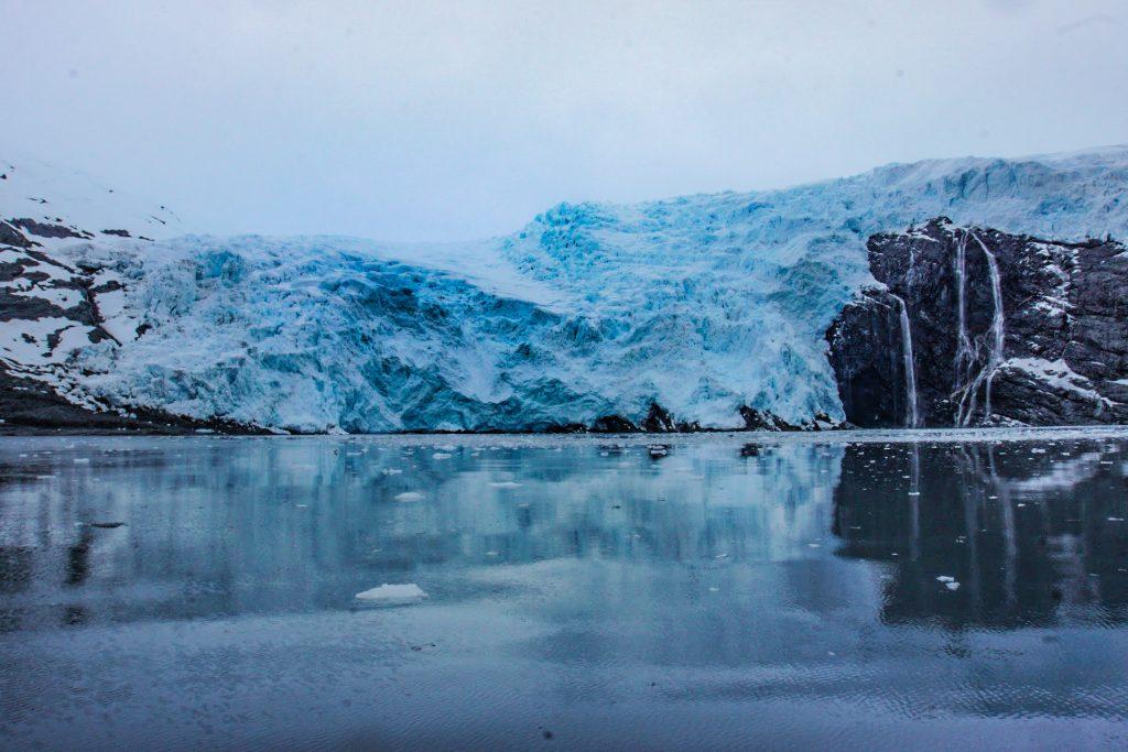 Blackstone Glacier Alaska