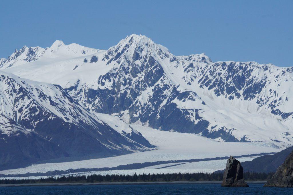Alaska Glaciers Road Trip Bear Glacier