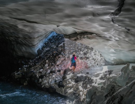Alaska Glaciers Road Trip Byron Glacier