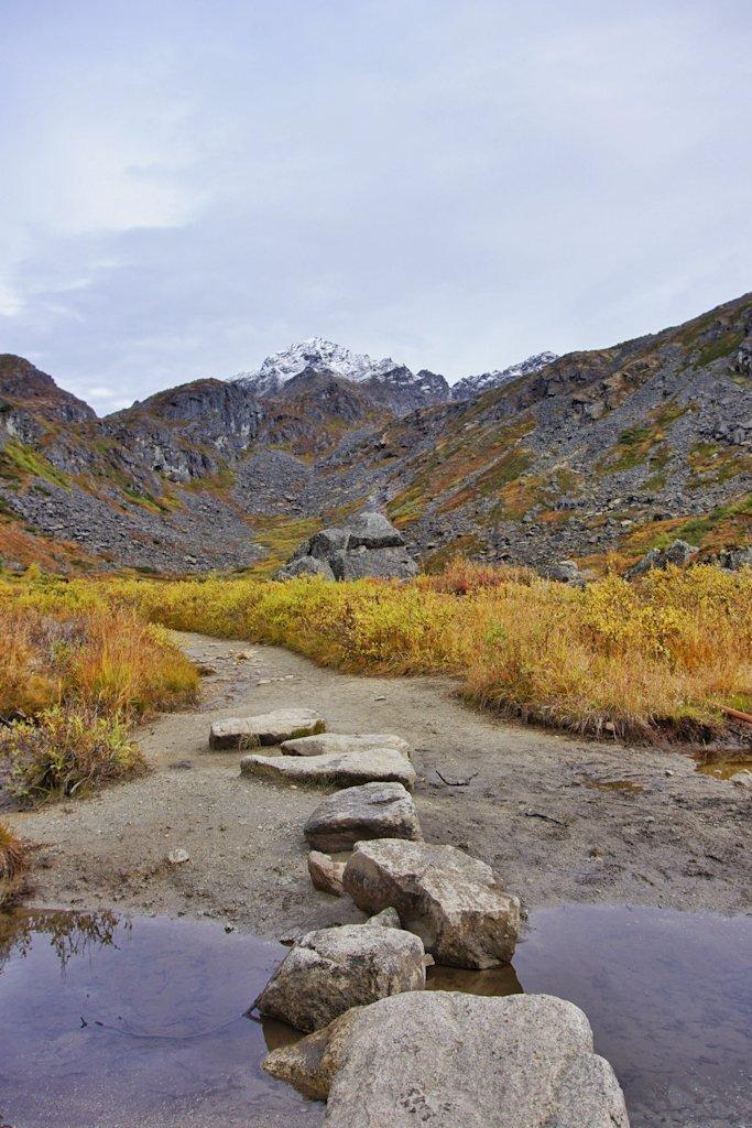 Reed Lakes Trail Alaska