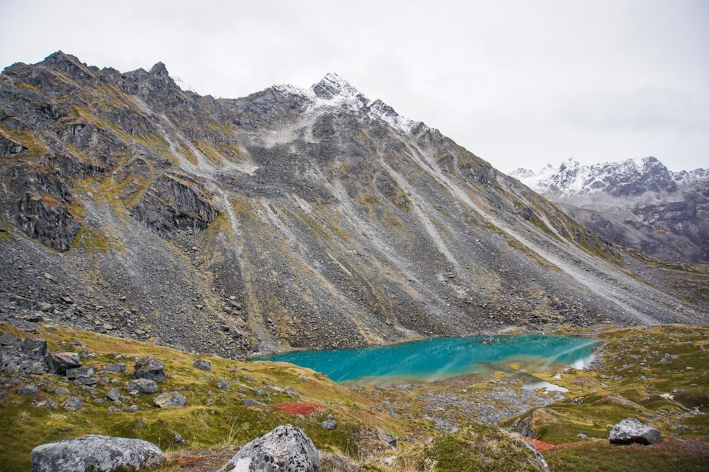 Lower Reed Lakes Trail Hatcher Pass