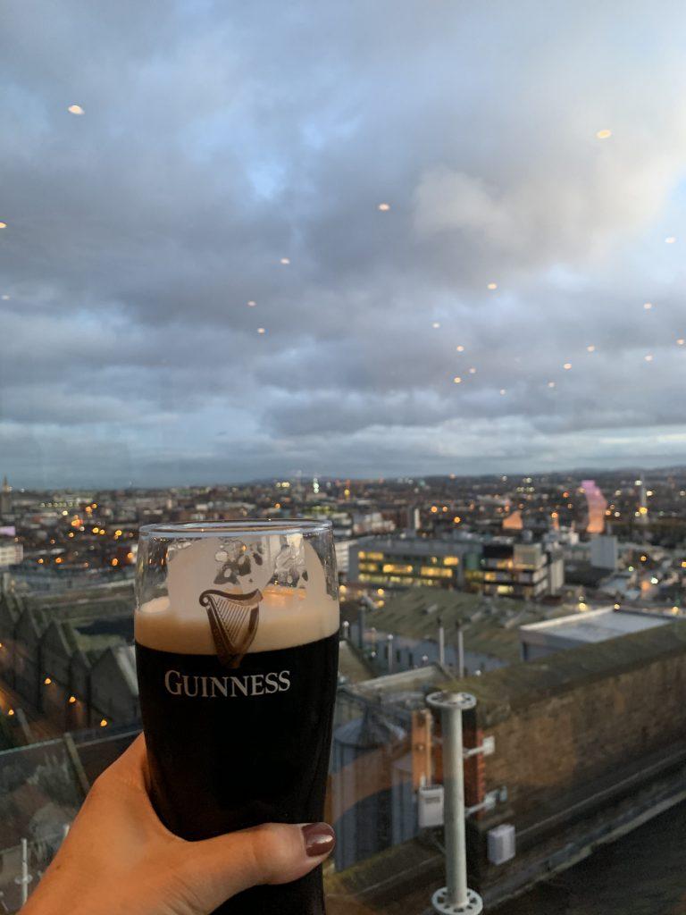 Guiness Storehouse Dublin Ireland