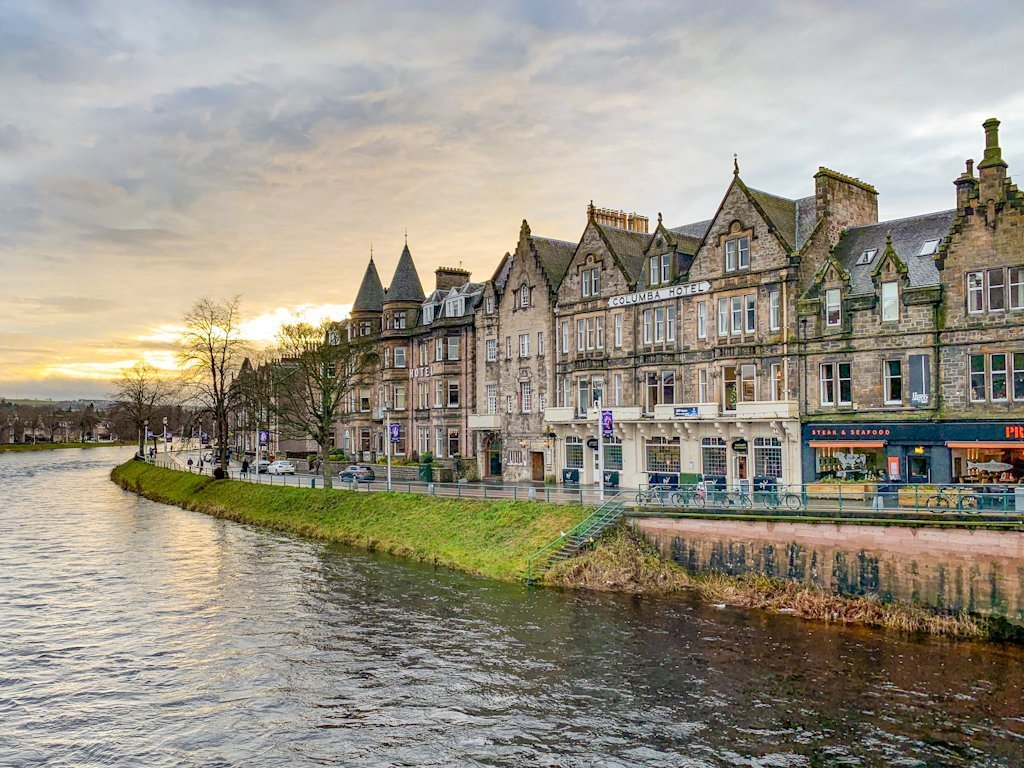 Inverness Scotland