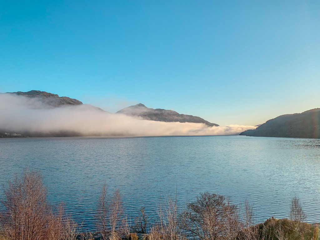 Loch Lomand 7 day Scottish Highlands Road Trip