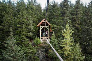 Best Hikes in Girdwood Winner Creek Tram