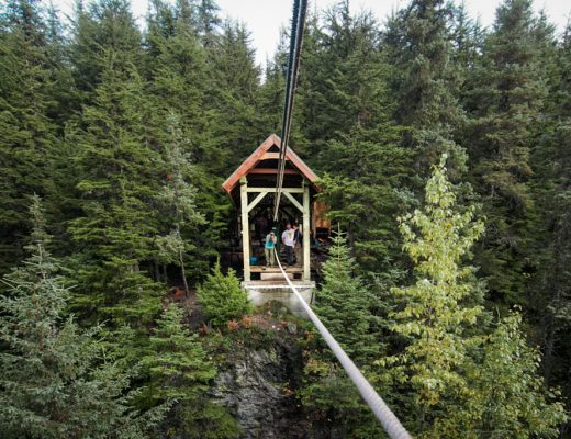 Best Hikes in Girdwood Winner Creek Tram