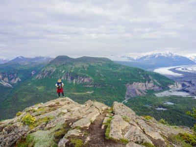 Hike Lions Head Mountain in Alaska
