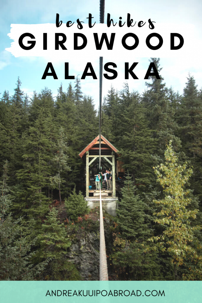 Girdwood is more than a ski town. Check out the 5 best hikes in Girdwood Alaska. #Alaska #hiking #Girdwood #AlaskaHike