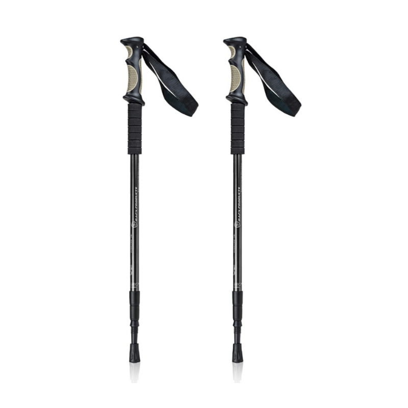 Bafx Products Adjustable Hiking Poles Alaska Hiking