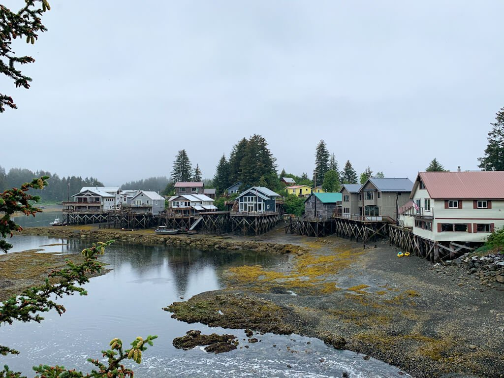 Seldovia Slough Alaska