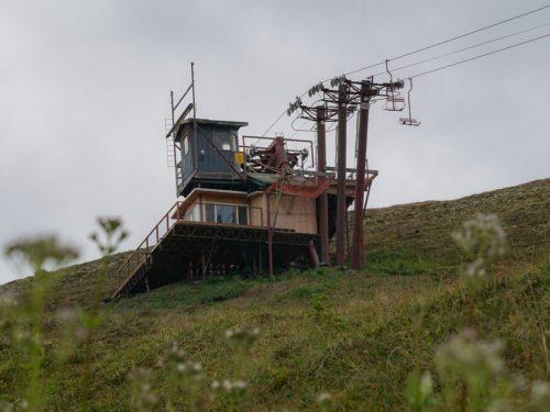 Arctic Valley Public Use Cabin Chair 2 Alaska
