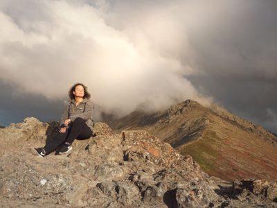 Hike Little O'Malley Peak in Anchorage, Alaska