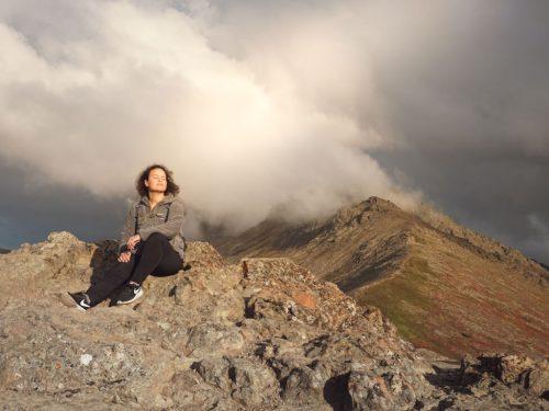 Best day hikes in Anchorage Alaska Little O'Malley Peak Summit
