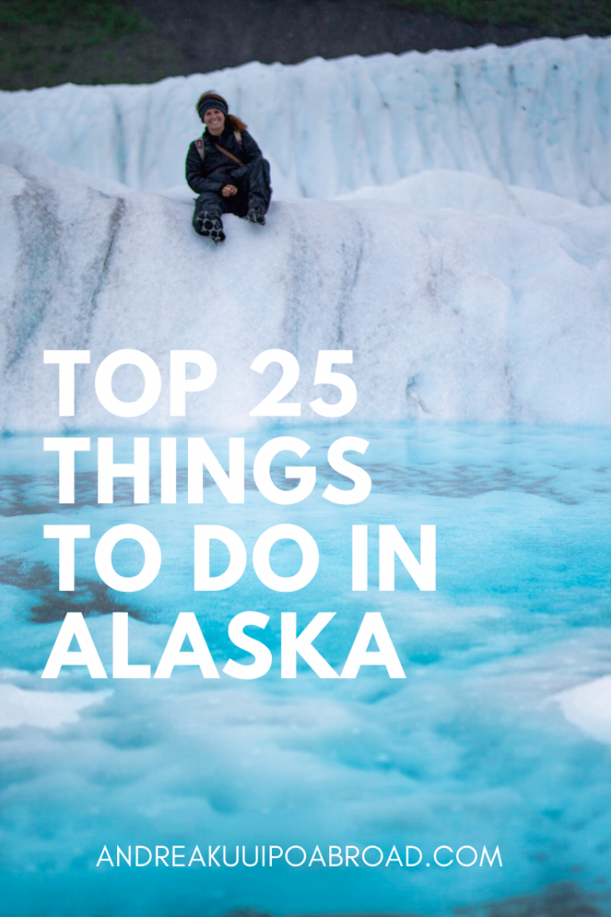 If you're looking for the top things to do in Alaska in the summer or the top things to do in Alaska in winter, here is a list of the best things to do in Alaska. You'll find unique, free, and fun things to do in Alaska in all months of the year. #alaska #travelalaska #visitalaska #thingstodoalaska #anchorage #denali #seward