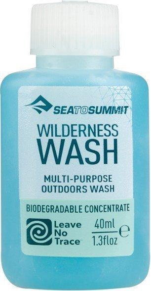 Sea to Summit Wilderness Wash Biodegradable Soap Camping