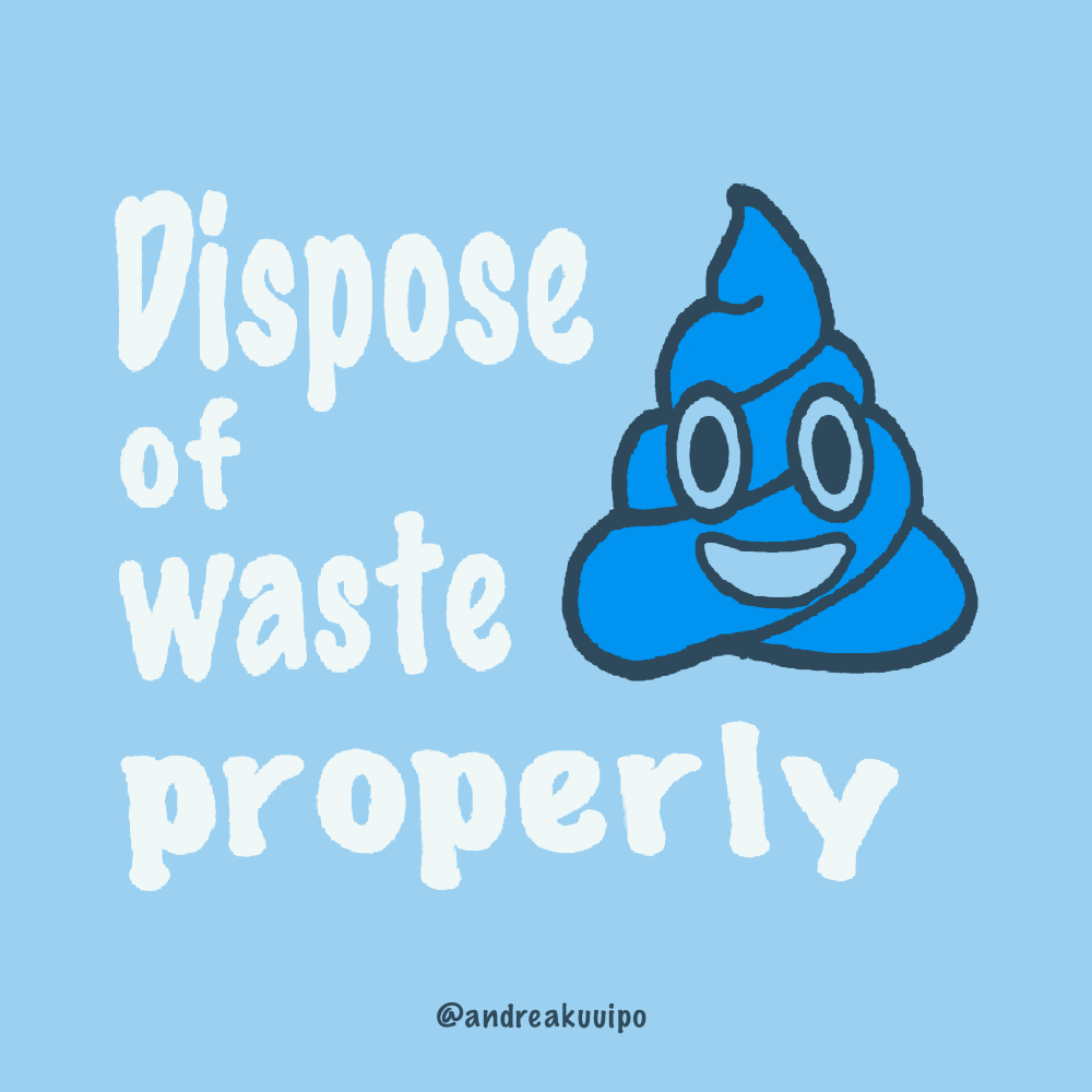 Dispose of Waste Properly in Alaska