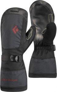 Black Diamond Mercury Insulated Mittens Womens Gloves