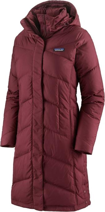 Patagonia Down With It Parka Alaska Parka Winter Packing List For Alaska Travel