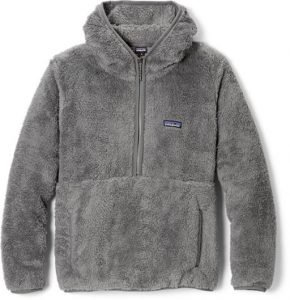 Patagonia Los Gatos Hooded Fleece Pullover Cozy Plush Sweter 4 day backpacking checklist