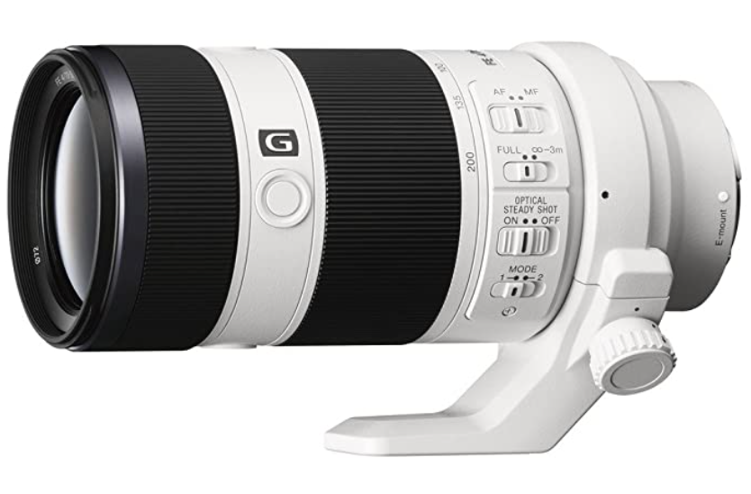 Sony FE 70-200mm Sony F4 G OSS Interchangeable Lens