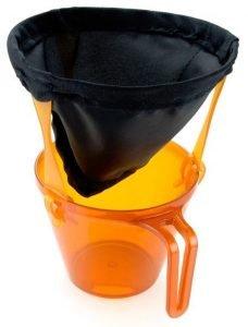 GSI Outdoors Ultralight Drip Coffee Maker Camping Coffee