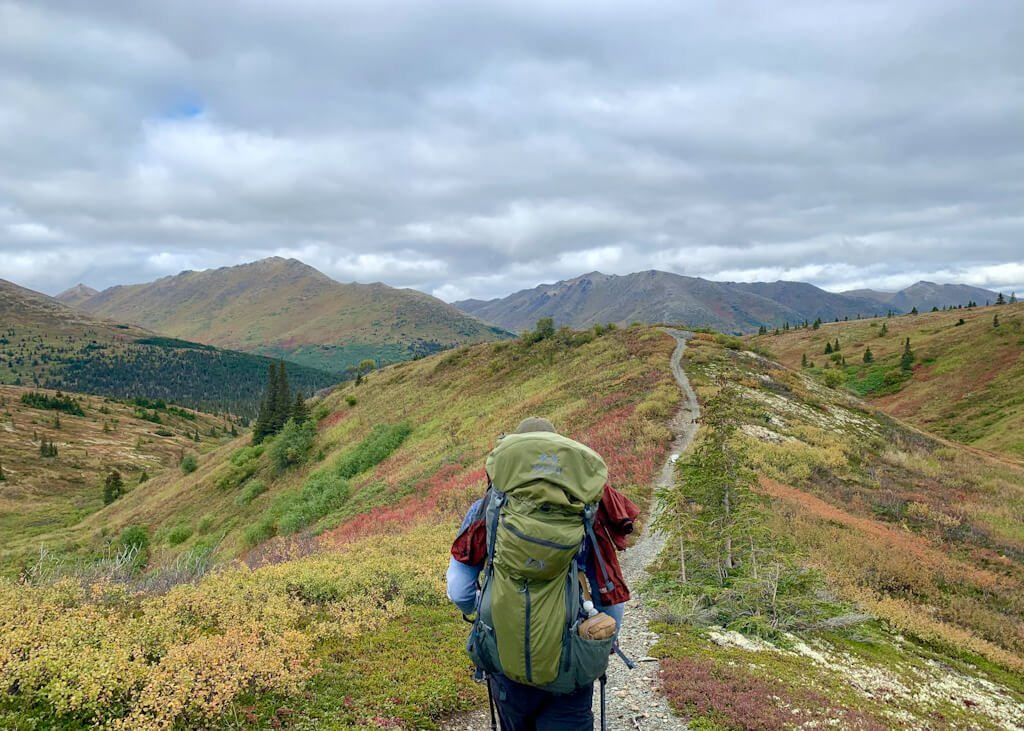 Best Hikes in Hope Alaska Resurrection Pass Trail North