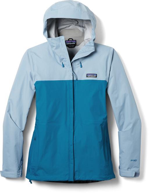 Patagonia Torentshell Womens Rain Jacket Backpacking Clothing