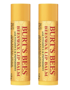 Burt's Bees Moisturizing Lip Balm