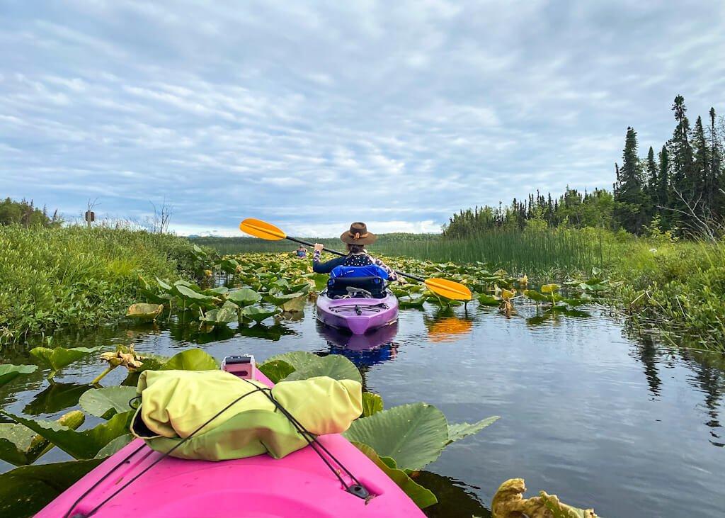 how to plan an overnight kayak trip Kayak Toiletries