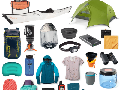 Overnight Kayak Trip Packing List: Everything I Packed