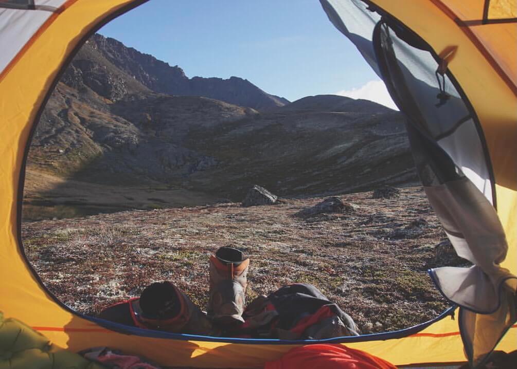 Hidden Lake Trail Anchorage Alaska