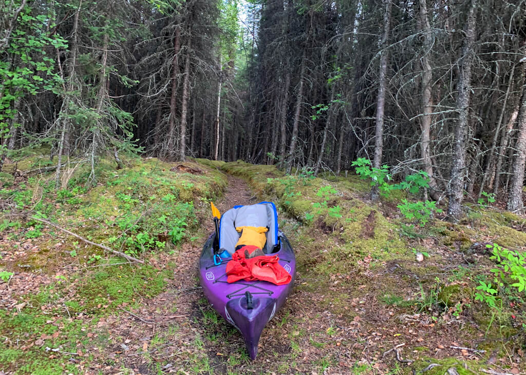 what to take on an overnight kayak trip