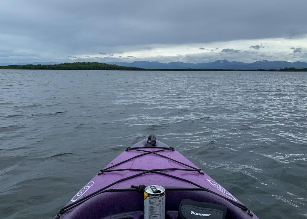 Konchanee Lake Kayaking