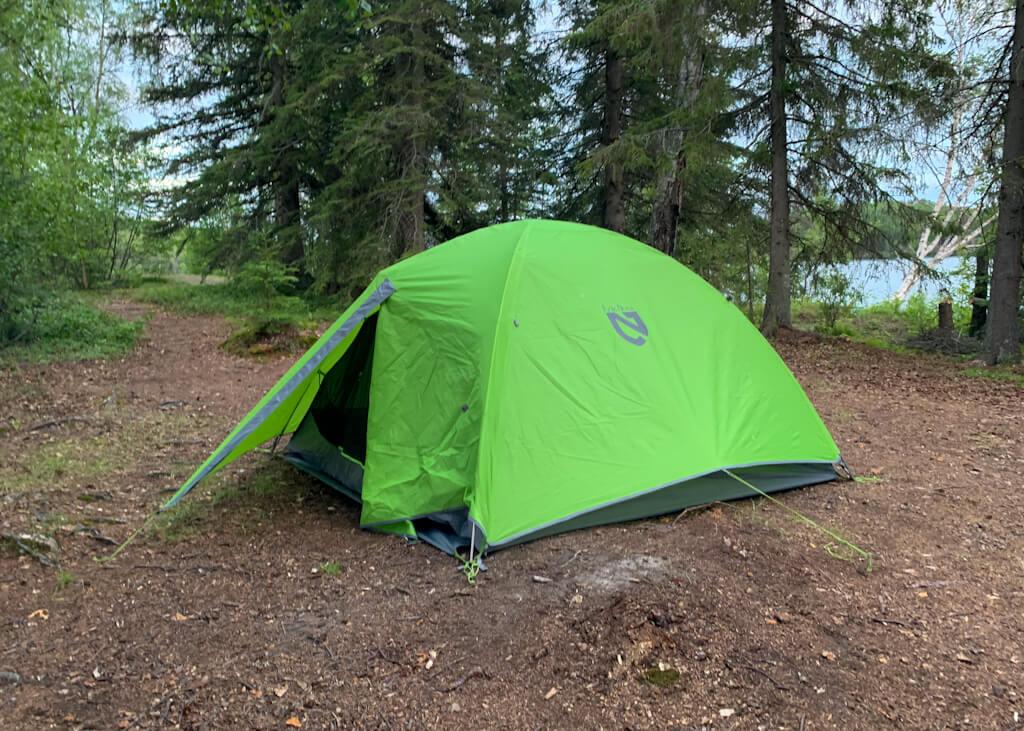 overnight kayak camping trip packing