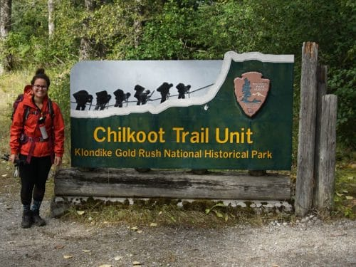 Historic Chilkoot Trail Backpacking Trip in Alaska