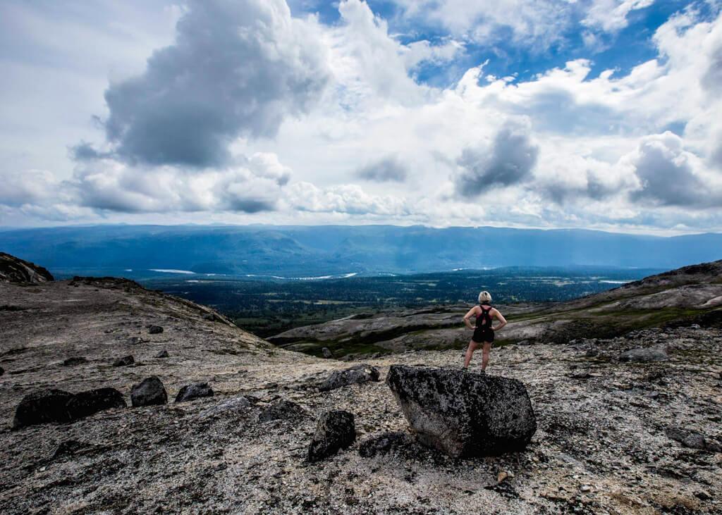 Best hikes in Denali State Park Kesugi Ridge Trail Backpacking